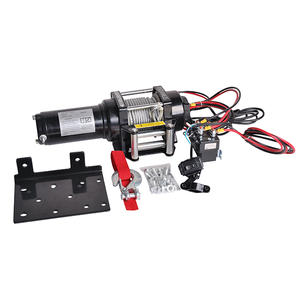 China wholesale 4000lb winch factory