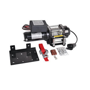 China wholesale 4000LB-C trailer boat winch manufacturer