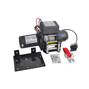 China 4500lb-b portable warn winch factory