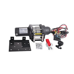 China 4500LB-W small electric winch manufacturer