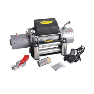 high quality 9500LB mechanical winch supplier