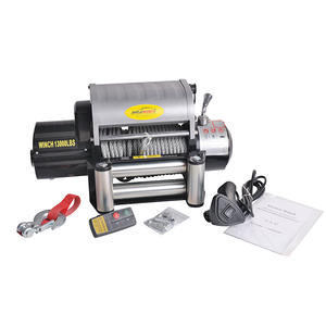 high quality 13000lb 4x4 winch exporter