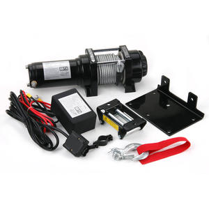 custom AT(3000)(B)-B hand crank winch exporter