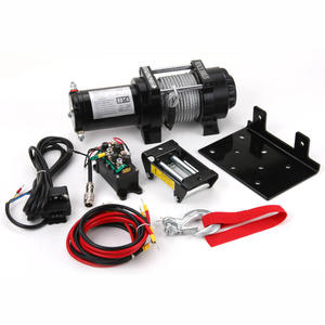 high quality AT3000(D)-S best atv winch exporter