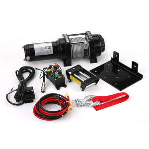 custom AT3500(D)-B electric atv winch supplier