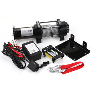 high quality 4000bl automatic winch factory