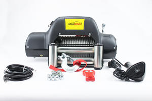 China wholesale 9500LB-S 4x4 winch factory