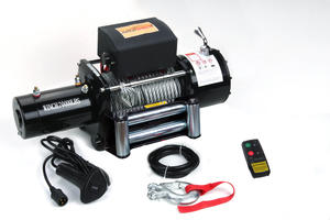 12v/24v china truck winch factory