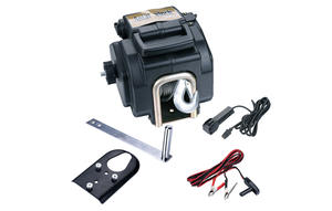 china 12v dc boat winch factory