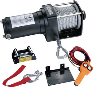 China high quality atv winch factory