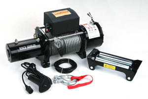 China 15000lbs electric winch manufacture