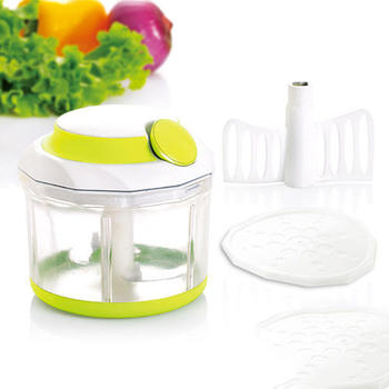 Manual Food Chopper Blender Slicer itemprop =