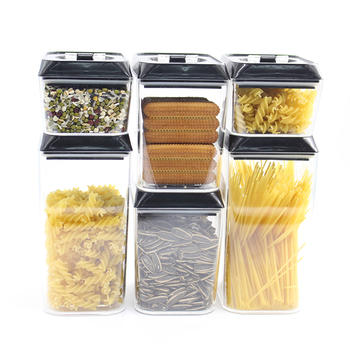 Airtight Food Storage Containers Set With Lid itemprop=