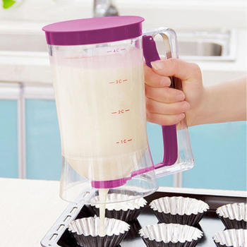 Pancake Cupcake Batter Dispenser itemprop =