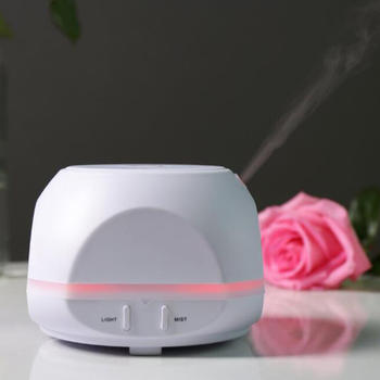 150ml LED night light mist aromatherapy ultrasonic air humidifier itemprop=