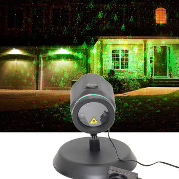 Garden Laser Light projektor, julfest dekoration Laser Lights itemprop =