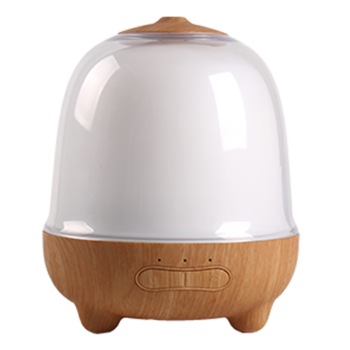 Wood Grain Aroma Diffuser, Essential Oil Diffuser Humidifier itemprop =