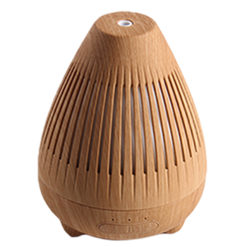 Wood Grain Essential oil Diffuser, Ultrasonic Aroma Cool Mist Humidifier itemprop=