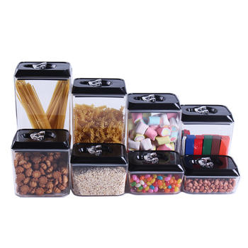 Song 8 BPA Free Airtight Victus Storage Container Set itemprop =