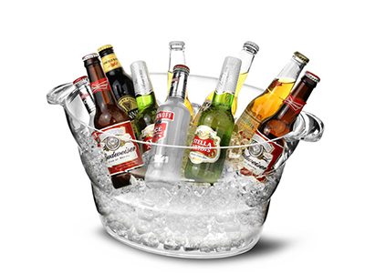 Wine Cooler Cubo de hielo Beer tub