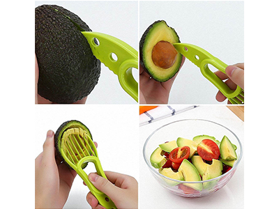 Kiwi Avocado Slicer