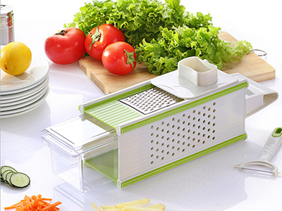 5 Vegetable Slicer'da 1