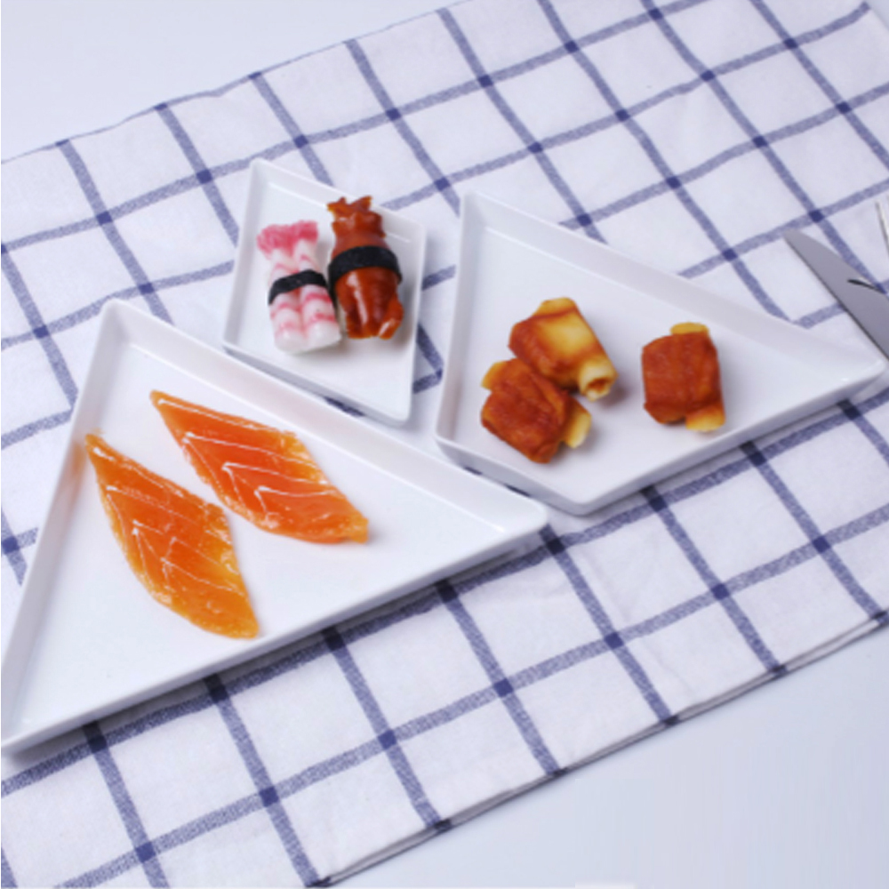 Ceramic Food Serving Tray