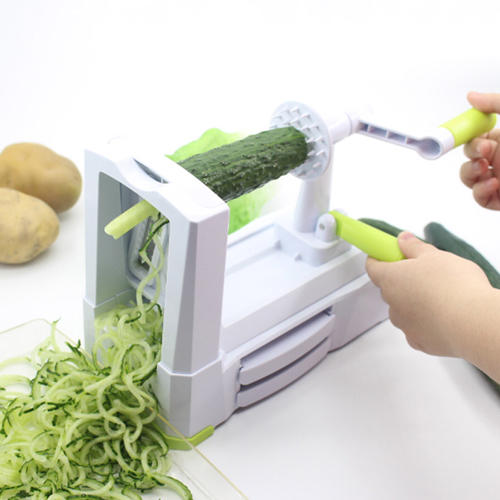5-Blade Vegetable Spiral Slicer, spiralnik warzywny