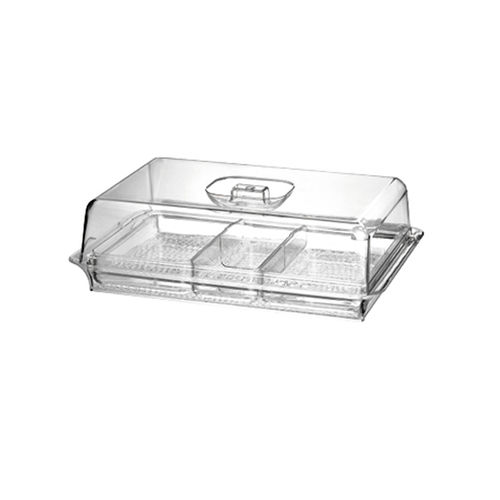 Portable 3 § Dividers servientes Tray