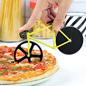 Convenient Bicycle Pizza Cutter,Bike Wheel Pizza Cutter