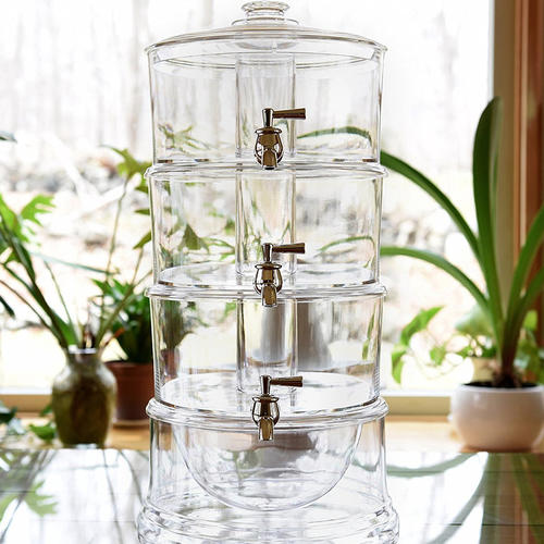 3 Tier Beverage Dispenser, Juice Dispenser