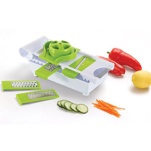 Multipropósito de frutas Vegetal Slicer Kitchen Rallador Slicer Set