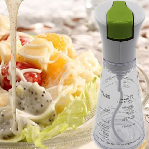 Salad Dressing Mixer, Dressing Mixer Bottle, Salad Dressing Shaker