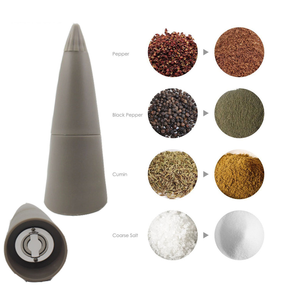 Manual salt pepper mill Salt Mill Pepper Mill