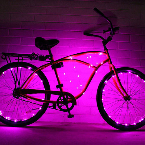 Cykelhjul LED Lights Super Cool Cykelhjul Lys