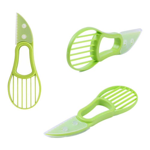 Multifunctional Kiwi Avocado Slicer Corer Fruit Cutter