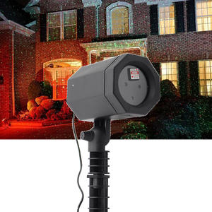 Christmas laser light projector,Halloween Festival laser light