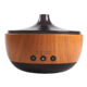 Bluetooth Wood Grain Aroma Essential Oil Diffuser Humidifier, Pemutar Musik Bluetooth