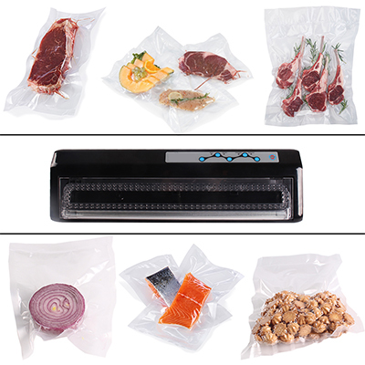 Vacuum Sealer, Food Saver Meat Vacuum Sealer met afdichtingstassen