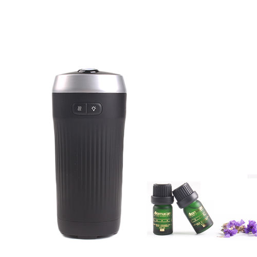 70ml Car Essential Oil Diffuser Mini umidificador portátil de aromaterapia