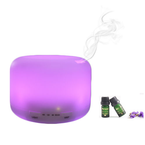 120ml USB Aromaterapie Essential Oil Diffuser Luchtbevochtiger