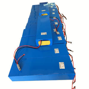 China electric forklift battery pack manufacturer