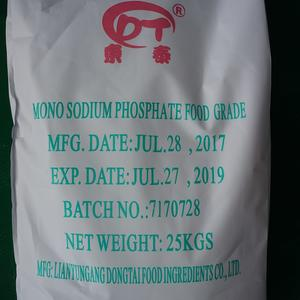 Food ingredients Monosodium Phosphate (sodium phosphate formula) original manufacturer