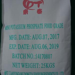 Food ingredients monopotassium phosphate original manufacturer