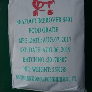 Food ingredients seafood improver original manufacturer