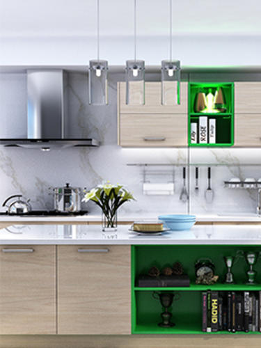 Hamberg sunshine series kitchen cabinet