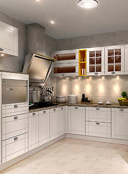 PM-300 Leipzig kitchen cabinet set