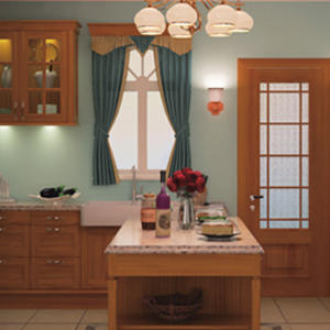 Custom brand new kitchen cabinet design