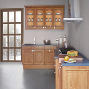 Fashion California style kitchen cupboards design