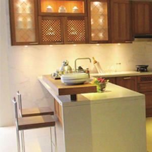 Custom kitchen units manufacturer,CT-6001 Leisurely fragrance series